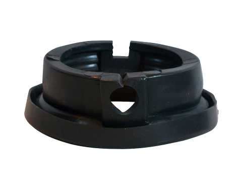 "2.5"" Grommet Approximate Mounting Hole Size: 2.75"" - Heavy Duty Lighting (en-US)"