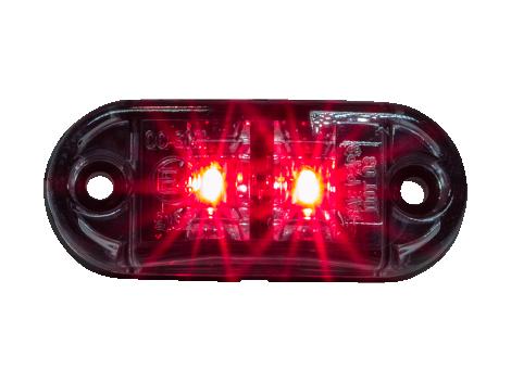 """2.5"""" Oval Clearance Marker Light - Heavy Duty Lighting (en-US)"""