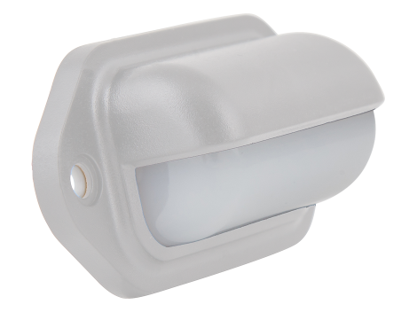"2.6"" Rectangular Utility Light White Body - Heavy Duty Lighting (en-US) Products"
