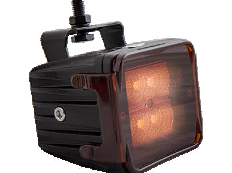 Amber Lens Filter For HD32006 Series - Heavy Duty Lighting (en-US)