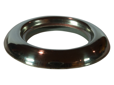 Round Stainless Steel Bezel - Heavy Duty Lighting (en-US)