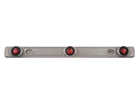 3 Light Stainless Steel ID Bar - Heavy Duty Lighting (en-US)