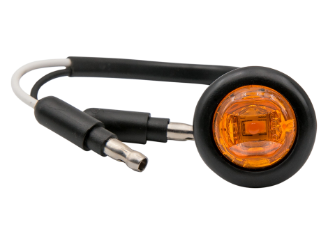 Mini Round 2-Wire LED Clearance Marker Light - Heavy Duty Lighting (en-US) Products