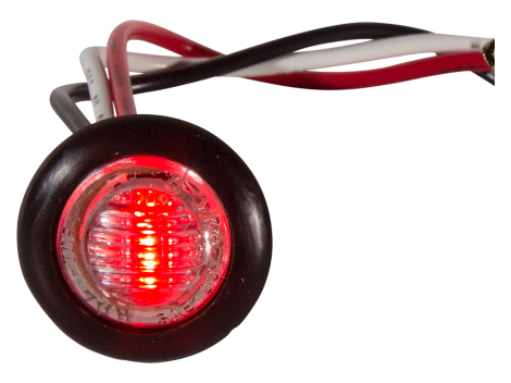Mini Round 3-Wire Clearance Turn Marker Light - Heavy Duty Lighting (en-US) Products