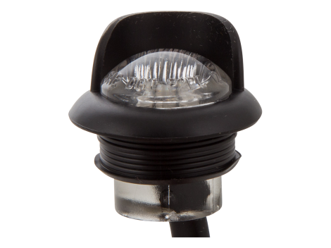 Mini Round LED Clearance Marker Light - Heavy Duty Lighting (en-US)
