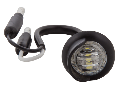 Mini Round LED Flush Mount Utility Light - Heavy Duty Lighting (en-US)