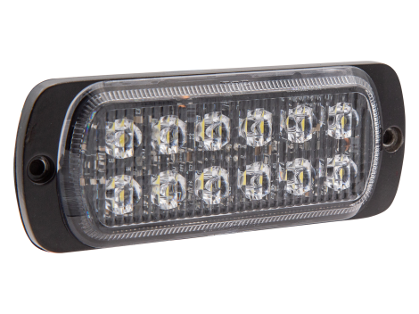 Double Stacked Surface Mount LED Strobe Lightheads - Heavy Duty Lighting (en-US)
