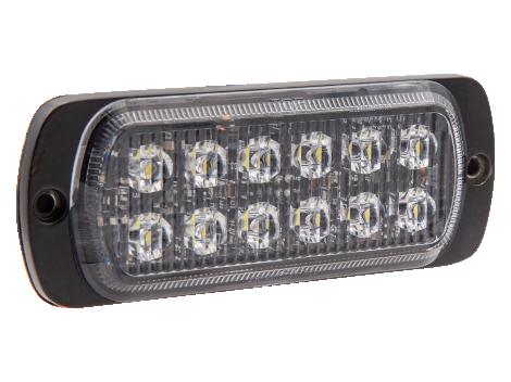 Double Stacked Surface Mount LED Strobe Lightheads - Heavy Duty Lighting (en-US)