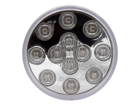 "4"" Round LED Park Turn Light - Heavy Duty Lighting (en-US)"