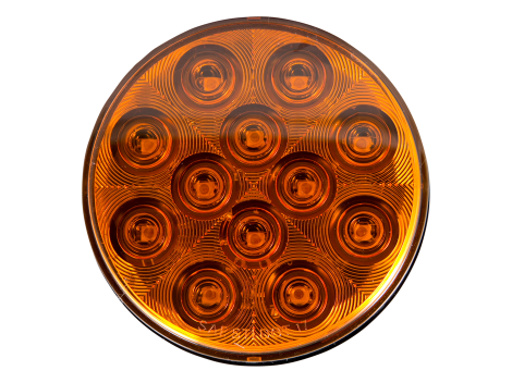 "4"" Round LED Park Turn Light - Heavy Duty Lighting (en-US) Products"