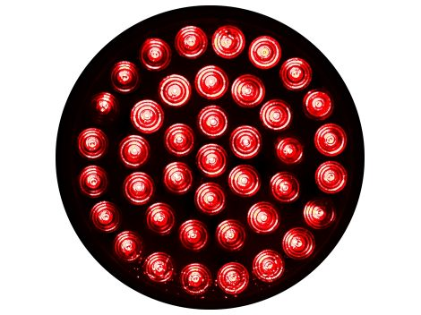 "4"" Round Clear Lens Stop Tail Turn Light - Heavy Duty Lighting (en-US)"