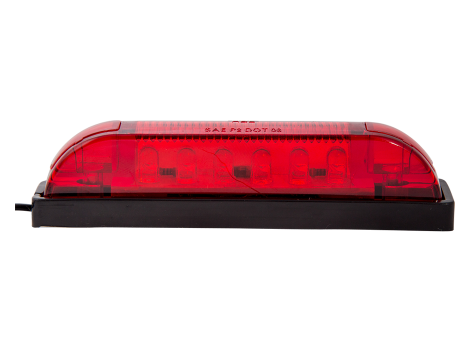 "4"" Slim Line 2 Wire LED Clearance Marker Light - Heavy Duty Lighting (en-US) Products"