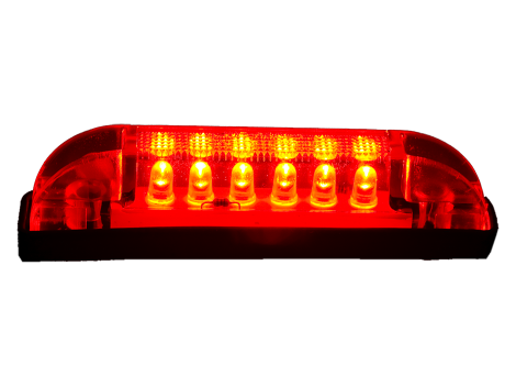 "4"" Slim Line 2 Wire LED Clearance Marker Light - Heavy Duty Lighting (en-US)"