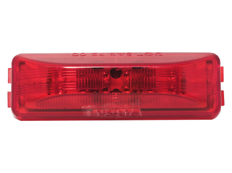 "4"" Rectangular Clearance Marker Light - Heavy Duty Lighting (en-US)"