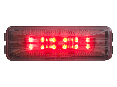 "4"" Rectangular Clearance Marker Light - Heavy Duty Lighting (en-US) Products"