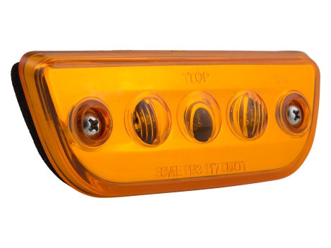 Amber PACCAR® Cab Marker Light - Heavy Duty Lighting (en-US) Products