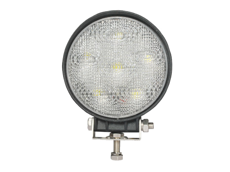 High Output Round Slim Line LED Work Light - Heavy Duty Lighting (en-US) Products
