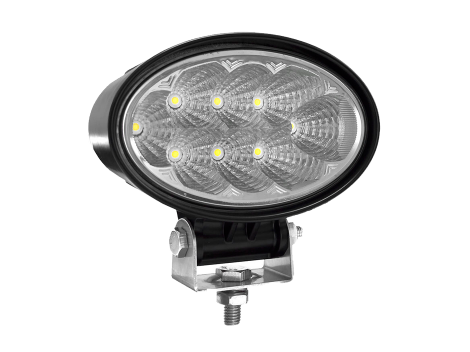 High Output Oval Work Light - Heavy Duty Lighting (en-US) Products