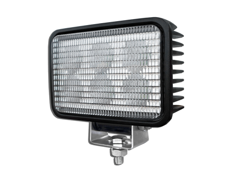 High Output Rectangular LED Work Light - Heavy Duty Lighting (en-US)