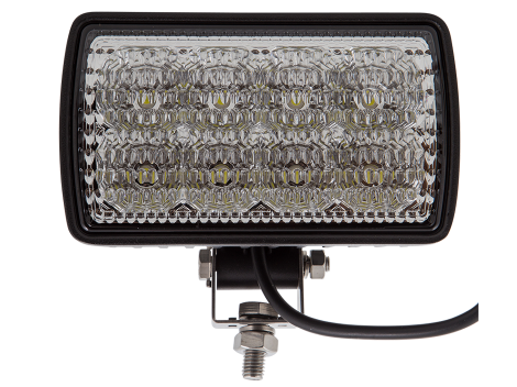 High Output Rectangular LED Work Flood Light - Heavy Duty Lighting (en-US) Products