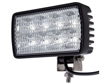 High Output Rectangular LED Work Flood Light - Heavy Duty Lighting (en-US)