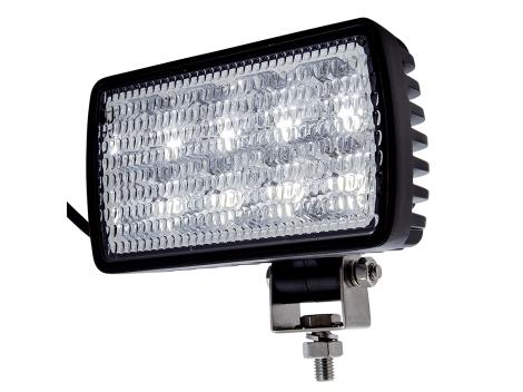High Output Rectangular LED Work Flood Light - Heavy Duty Lighting (en-US)