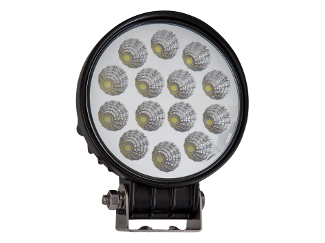 High Output Round LED Work Light - Heavy Duty Lighting (en-US) Products