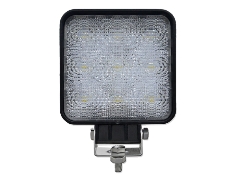 High Output Square Work Light - Heavy Duty Lighting (en-US)