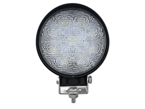 High Output Round Work Light - Heavy Duty Lighting (en-US) Products