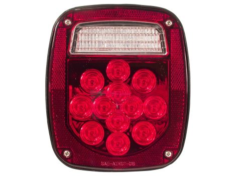 Universal Square Combination Box Light - Heavy Duty Lighting (en-US)