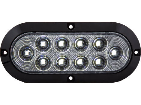 "6"" Oval Surface Mount Back Up Light - Heavy Duty Lighting (en-US)"