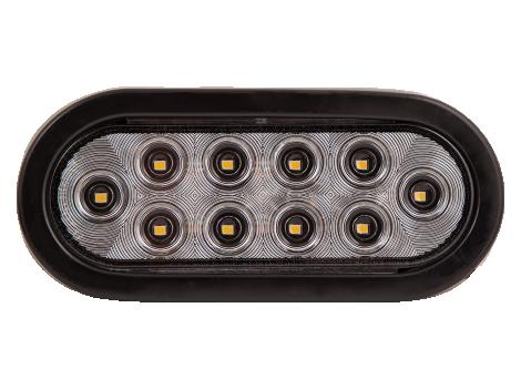"""6"""" Oval LED Backup Light - Heavy Duty Lighting (en-US)"""
