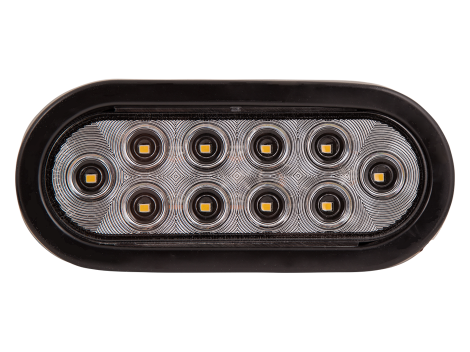 "6"" Oval LED Backup Light - Heavy Duty Lighting (en-US) Products"