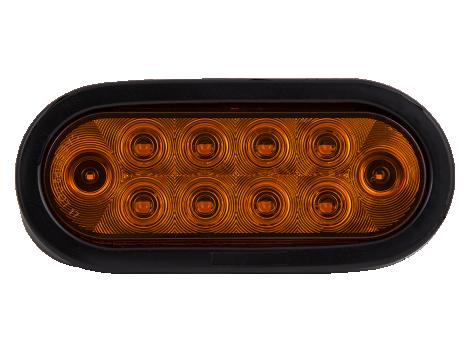 "6"" Oval LED Park Turn Light - Heavy Duty Lighting (en-US) Products"