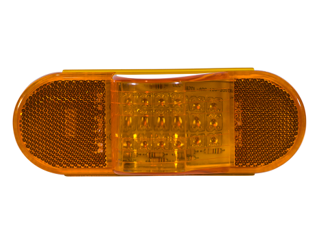 "6"" Oval LED Mid Park Turn Light - Heavy Duty Lighting (en-US) Products"
