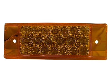 """2"""" X 6"""" Surface Mount Marker Light - Heavy Duty Lighting (en-US) Products"""
