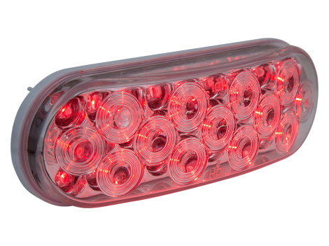 "6"" Oval LED Stop Tail Turn - Heavy Duty Lighting (en-US)"