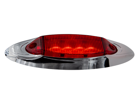 """6"""" Oval LED Clearance Marker Light - Heavy Duty Lighting (en-US)"""