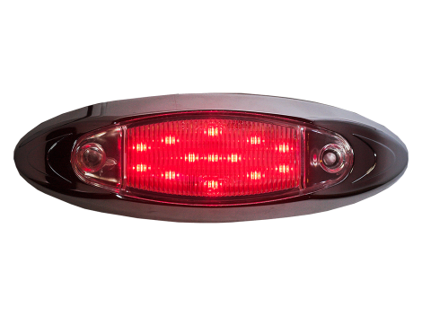 "6"" Oval Clearance Marker Light - Heavy Duty Lighting (en-US) Products"