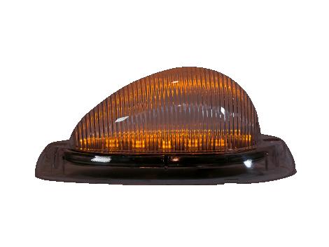 Freightliner® 3-Wire Teardrop Side Marker Turn Light - Heavy Duty Lighting (en-US)