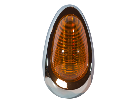 Freightliner® 2-Wire Teardrop Side Marker Turn Light - Heavy Duty Lighting (en-US)