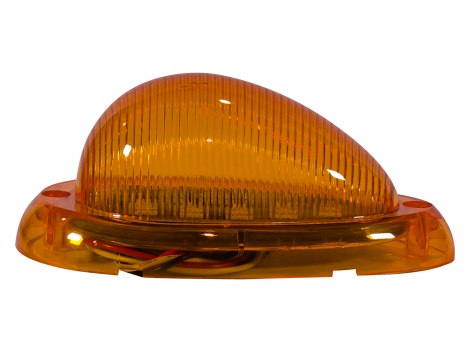 Freightliner® 3-Wire Teardrop LED Side Marker Turn Light - Heavy Duty Lighting (en-US)