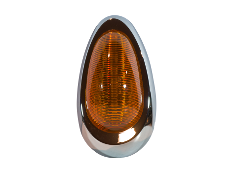 Freightliner® 2-Wire Teardrop Side Marker Turn Light - Heavy Duty Lighting (en-US) Products