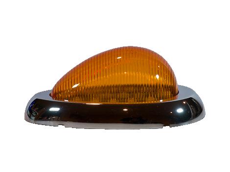 Freightliner® 2-Wire Teardrop LED Side Marker Turn Light - Heavy Duty Lighting (en-US)