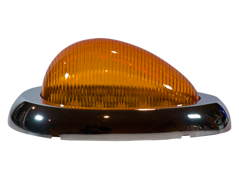 Freightliner® 3-Wire Teardrop Side Marker Turn Light - Heavy Duty Lighting (en-US) Products
