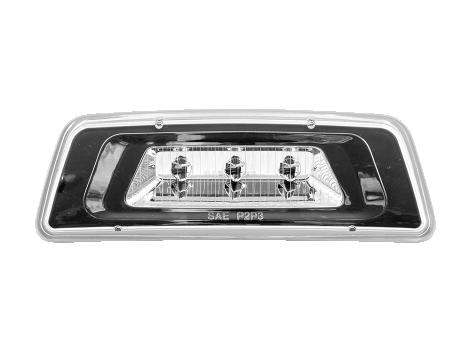 Clear Amber PACCAR® Side Marker Turn Light - Heavy Duty Lighting (en-US)