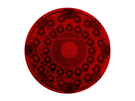 "7"" Round LED Stop Tail Turn - Heavy Duty Lighting (en-US) Products"
