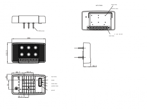 International® LED Stop Tail Turn - Heavy Duty Lighting (en-US)