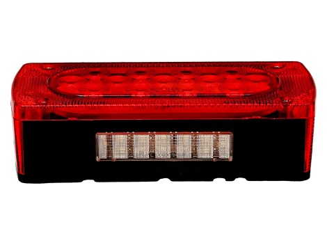 Rectangular Combination Left Trailer Light - Heavy Duty Lighting (en-US)