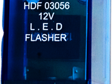 3 Pin Electronic LED Flasher - Heavy Duty Lighting (en-US)